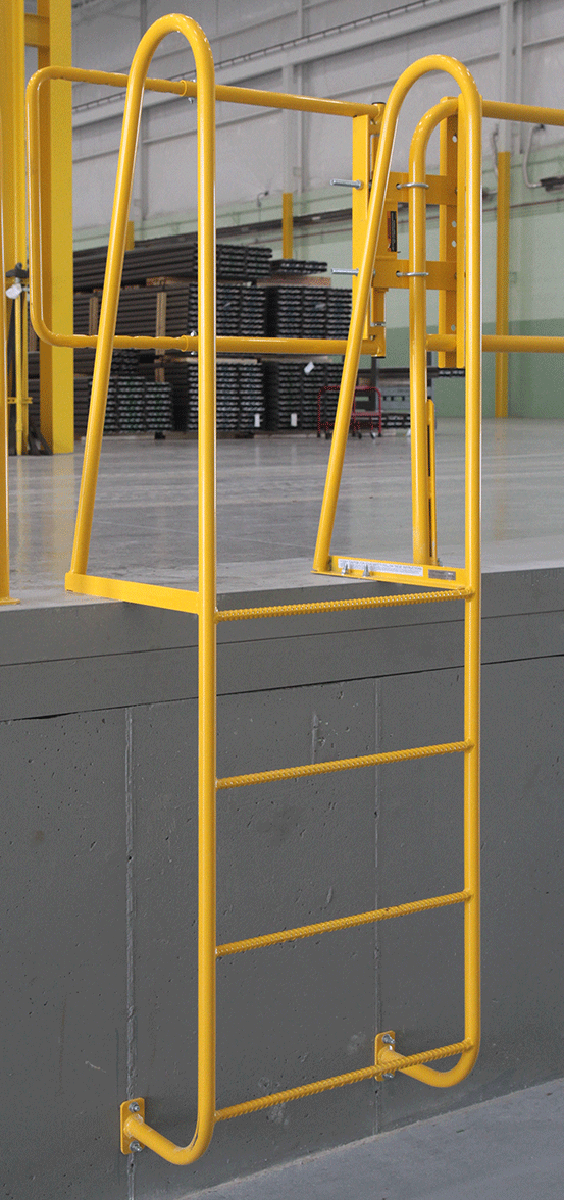 Dock Ladders Cotterman