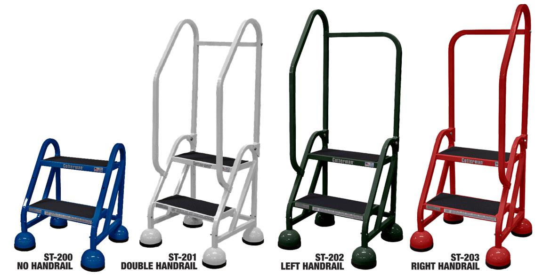 office-ladder-handrail-configs