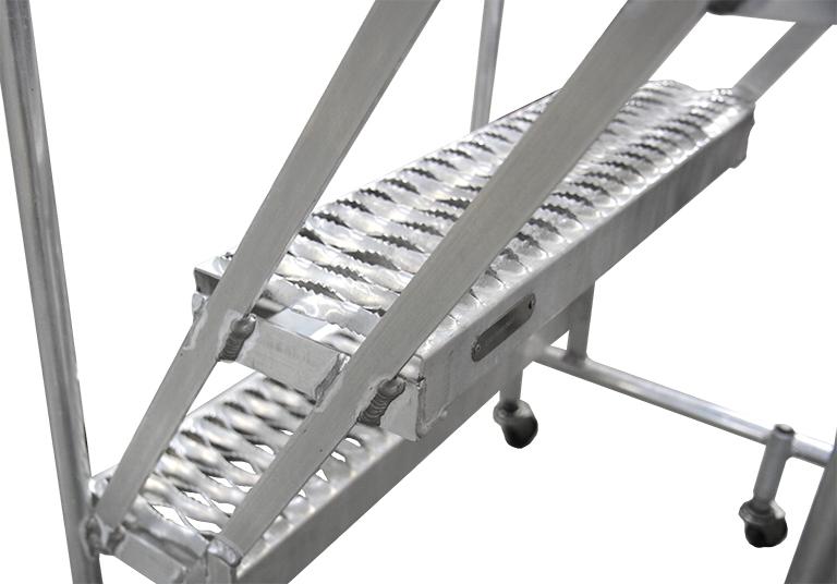 aluminum-steps