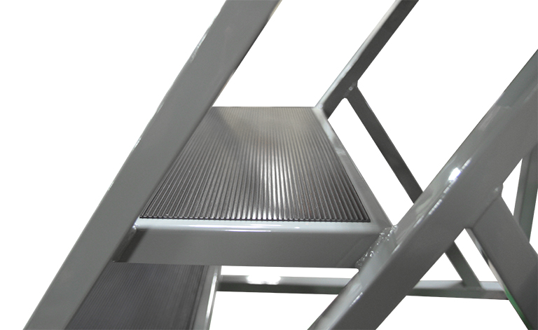 office-ladder-welds