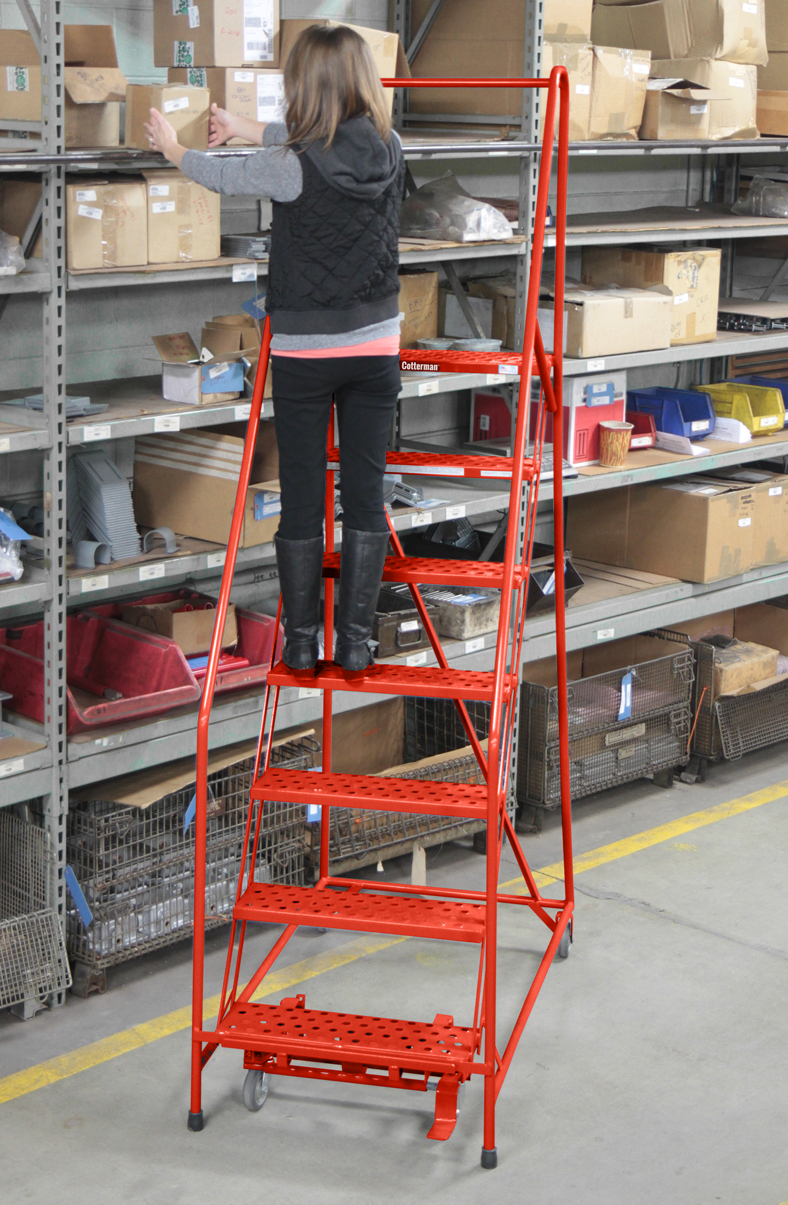 cotterman-series-1000-rolling-metal-ladder-rolling-ladder-r2c-ready-to-climb-industry-standard