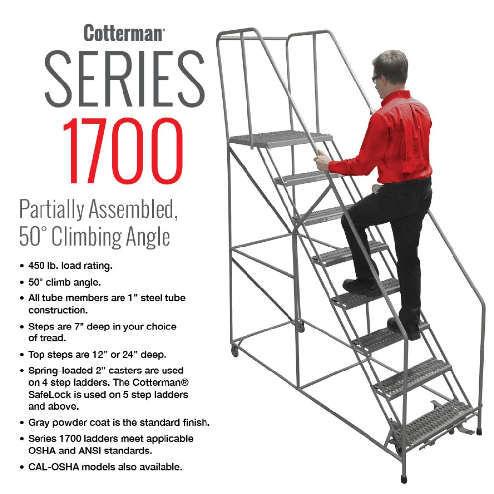 cotterman-series-1700-rolling-metal-ladder-50-degree-safety-angle-