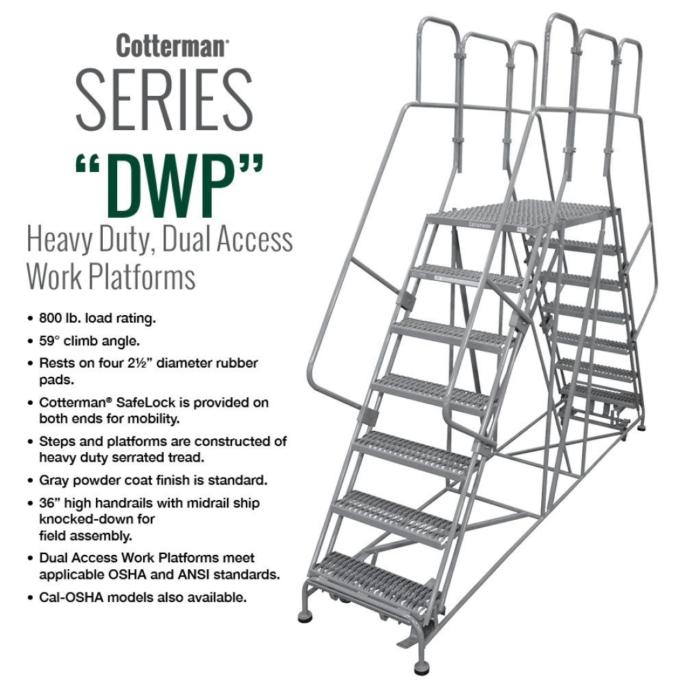 cotterman-dual-access-work-platform-rolling-metal-ladder