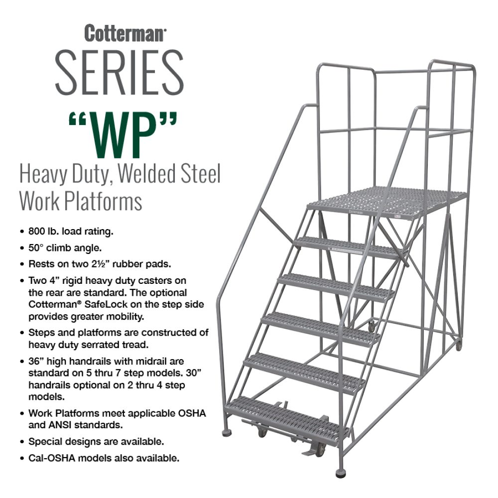 cotterman-work-platform-6-step-rolling-metal-ladder