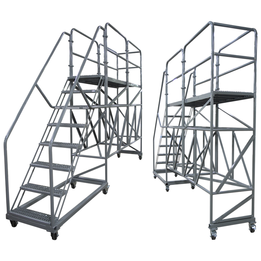 cotterman-custom-8-step-work-platform-rolling-metal-ladder