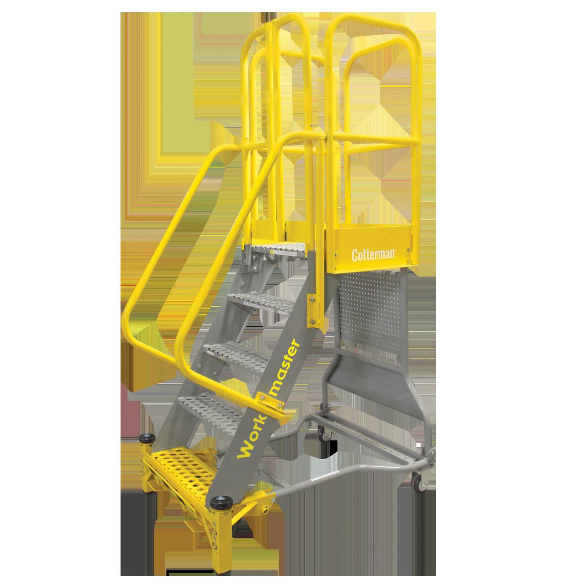 workmaster cotterman ladder