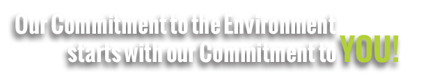 commitment to environment